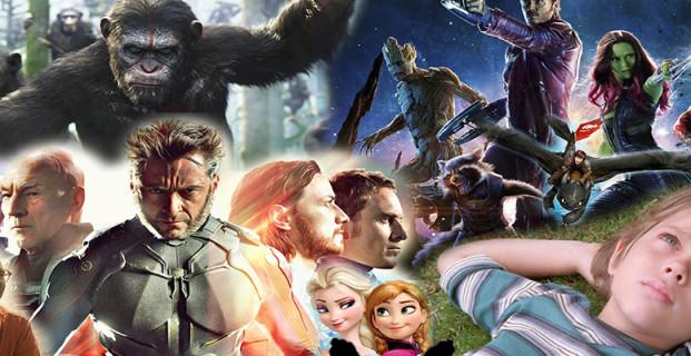 Filmes que marcaram em 2014