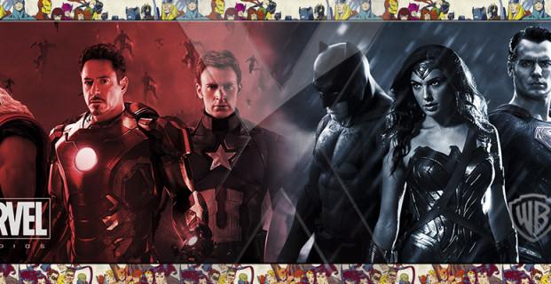 Marvel Studios X Warner DC