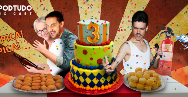 Especial 3 anos: Festas e comemorações